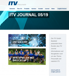 ITV Pneumatik Drucklufttechnik